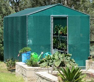 Shade-house-in-backyard