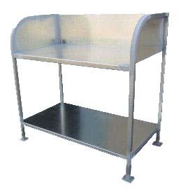Potting Bench And Shelf