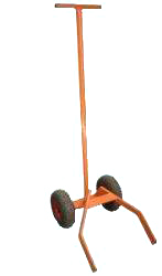 Hand Trolley For Moving Large Pots