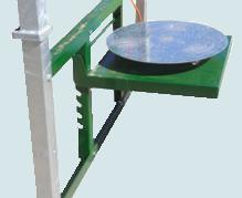 Rotating Table For Potting Up