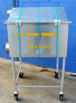 200 Litre Mobile Steam Pasteurisation Unit