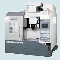 OKUMA Vertical Machining Centre