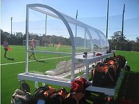 Soccer Mobile Dugout