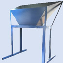 Bulk Bag Filling Frames
