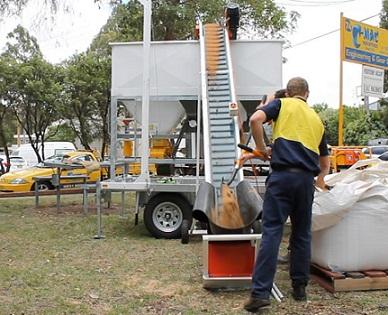 SES Mobile Conveyor