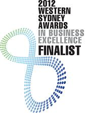 Western Sydney Awards for Business Excellence 2012