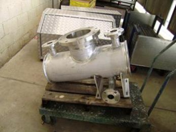 Stainless Steel Pipe Fabrication