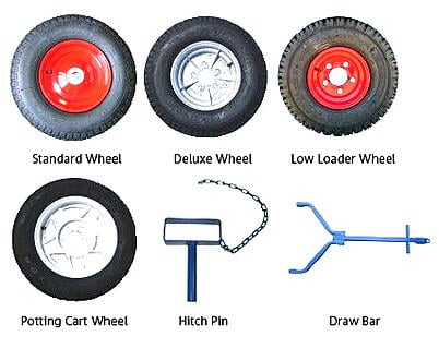 Spare Parts For Self Tracking Trailers
