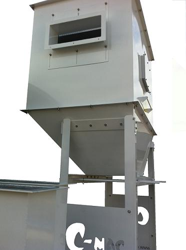 Bulk Bagging Equipment for Plastic Granules