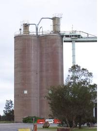 Silo dust control upgrad