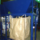Bulk Bag Radial Stacker Filling Line