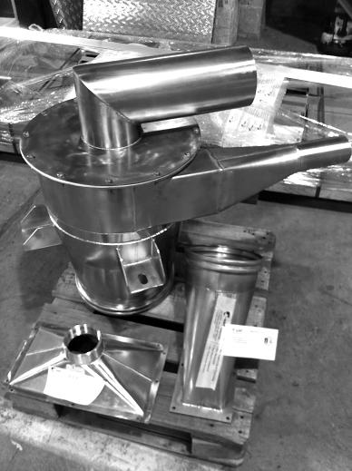 Quality Stainless Steel Fabrications