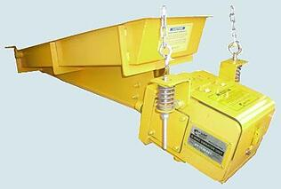 Vibration Feeder made by C-Mac