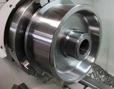Crane_Wheel_Machined_Splined