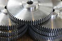 Lifting Hoist Spur Gears
