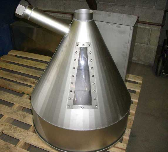 Stainless Steel Fabricated Cone