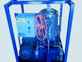 Oil Skid & Transfer Pump