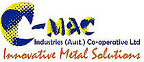 c-mac industries co-operative logo - innovative metal solutions