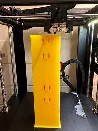 3d printed hydraulic manifold block done in Sydney