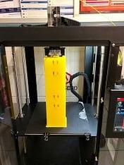 3d printed hydraulic manifold block