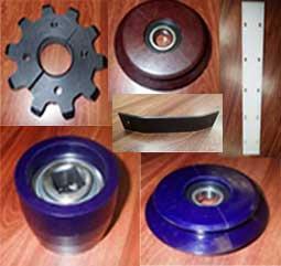 Polyethelene-Comet-Potting-Machine-Spare-Parts