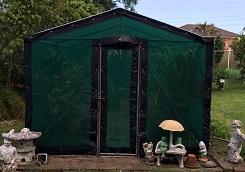 Garden Shade House
