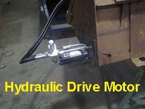 Hydraulic-Motor-Drive-Motor