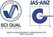 SQI-9001-2015-QualityApproved-JASANZ