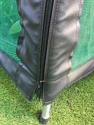 Shade-house-zipper
