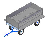 Deluxe Trailer with Potting Station