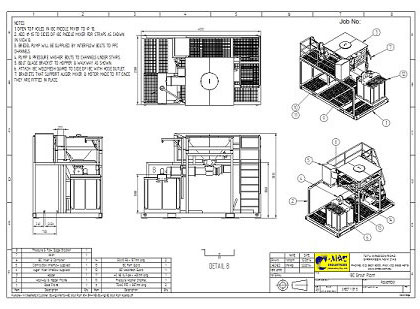 Concept Design Services Mechanical Drafting