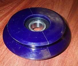 Idler-roller-including-bearings